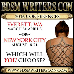 BDSM Writers Con, BDSM Writers Ball, Charley Ferrer, Caliente Resorts